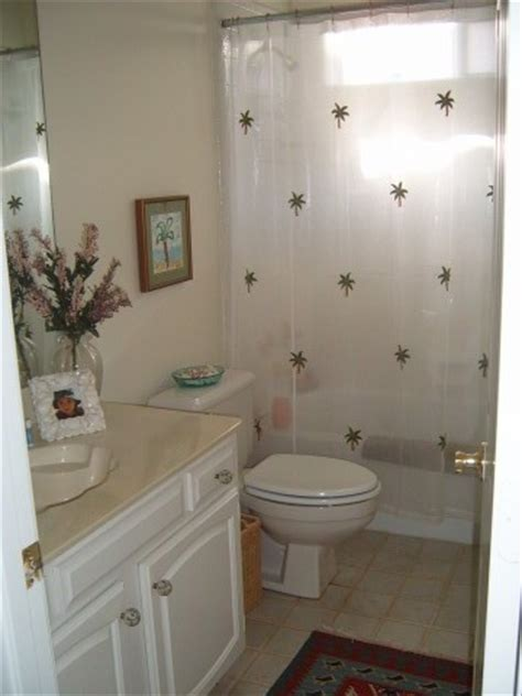updated bathroom ideas casasugar community member shares updated bathroom decor