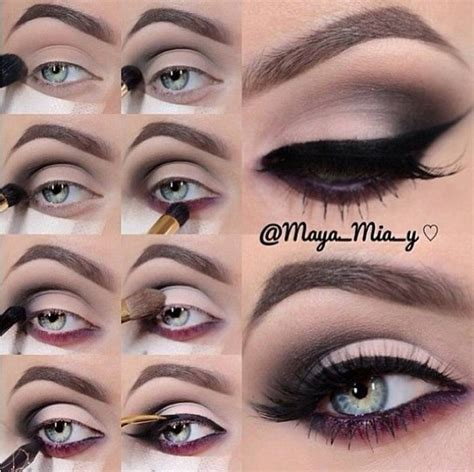 eyeliner tutorial top and bottom 22 easy step by step makeup tutorials for teens styles
