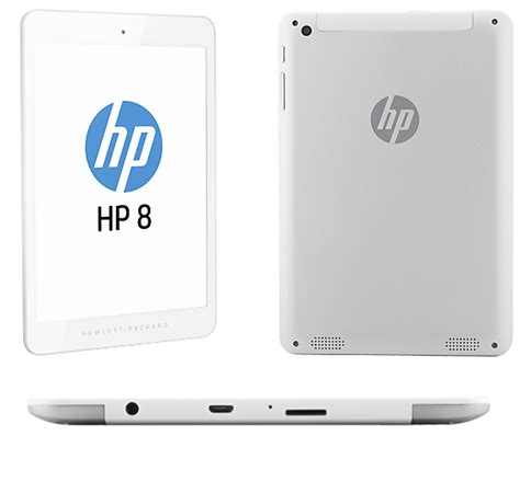 Tablet Hp 8 hp launches new 8 inch android tablet talkandroid