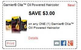 olia hair color coupon walgreens garnier olia hair color just 2 99 each