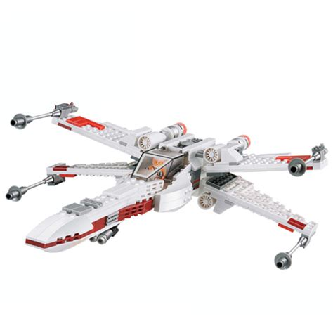 Blocks Lego Wars wars xwing fighter blocks compatible with lego