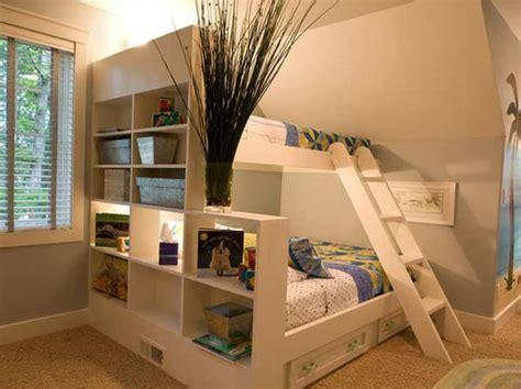 boy schlafzimmer dekorieren ideen etagenbett 30 funktionelle ideen wie sie mehr platz