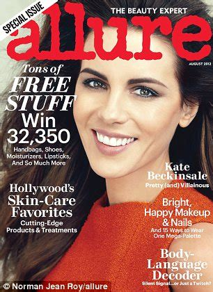 Magazine Shoots Are They Becoming Boring by Kate Beckinsale Smoulders In Magazine Shoot As She Talks