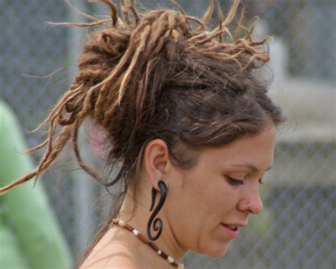 Hairstyles For Dreadlocks by Dreadlock Hairstyles Beautiful Hairstyles