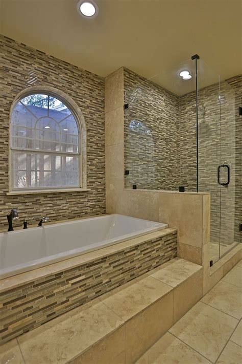 Walk In Shower Lowes by Walk In Shower We Did Glass Mosaics From Lowes And