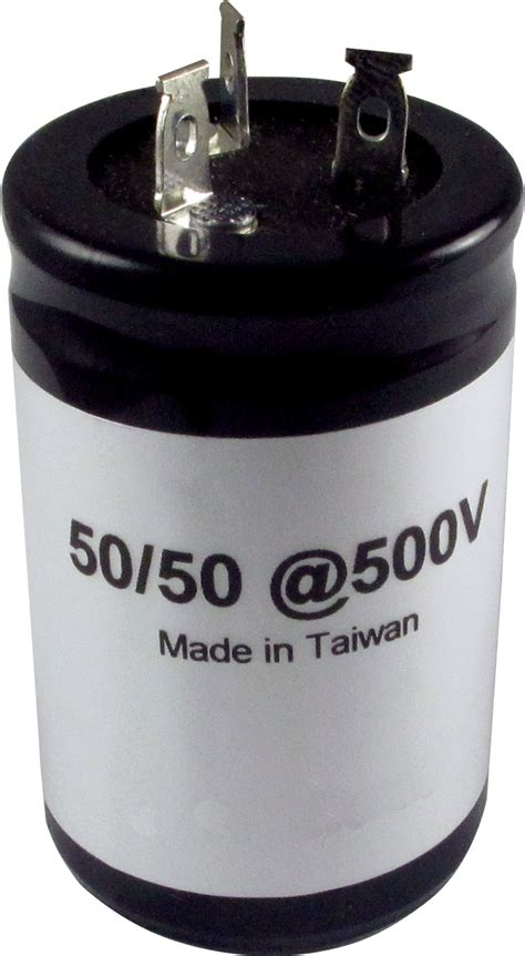 500v capacitor capacitor 500v 50 50uf electrolytic antique electronic supply