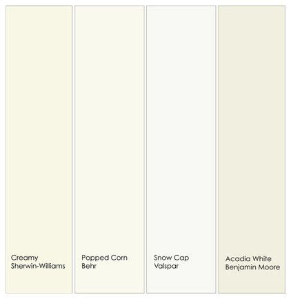 best warm white paint color warm white trim colors see the note about your monitor s color calibration above from left to