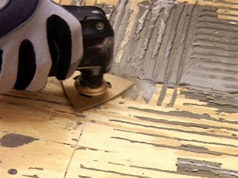 remove bathroom tile floor how to install a tile floor inset how tos diy