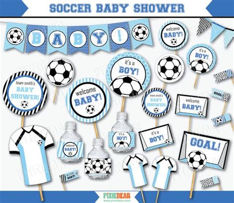 Baby Shower Soccer Theme by Top 25 Best Soccer Baby Ideas On Soccer Baby