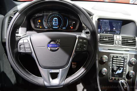 volvo   design interior indian autos blog