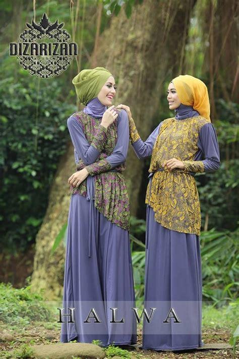 Atasan Hijau Manis Limited Edition gaun muslim pesta february 2014