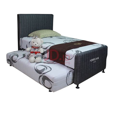 Bed The Luxe Reveire Mattress Orthopedic 100x200 Matras Only jual the luxe mattress 2 in 1 in set white 100x200 jd id