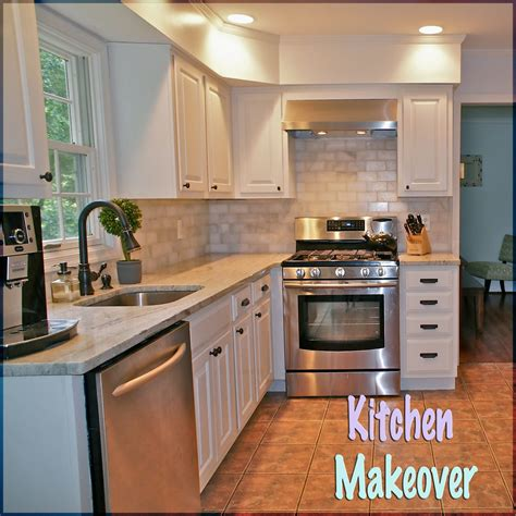 kitchen makeovers kitchen makeover