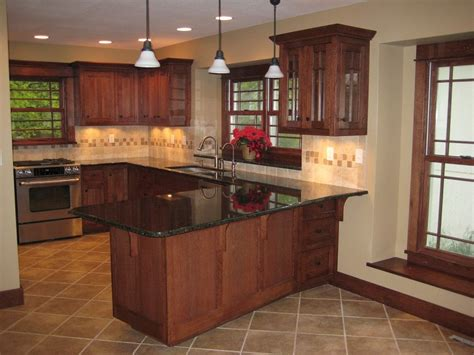 Benja En Side Slit kitchen with oak cabinets tips and trick for a new look
