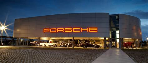 porsche showroom dealer locator