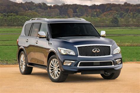 infiniti car qx80 2018 infiniti qx80 review trims specs and price carbuzz