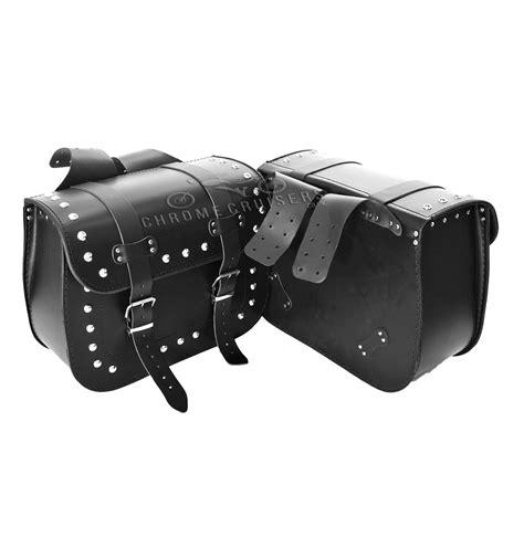 Handmade Leather Motorcycle Saddlebags - top quality motorcycle handmade leather saddlebags