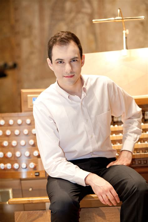Organ Professor And Organist Christoph Christopher Houlihan Gives Free Organ Concert Orlando