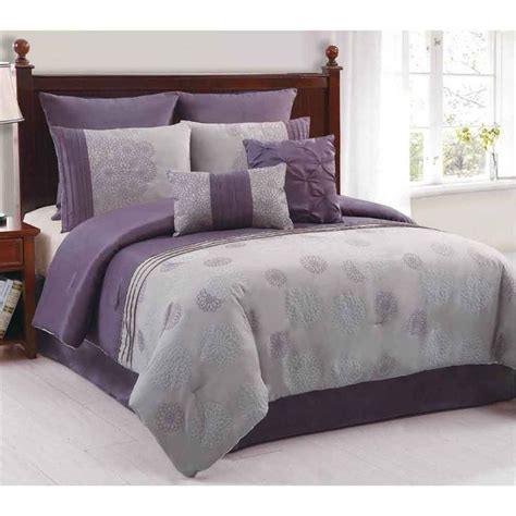 gray and purple bedroom two tone lavender bedroom colors design the color