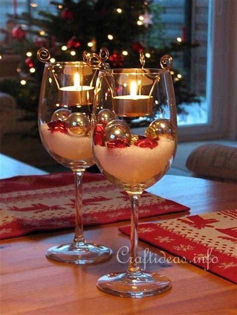 christmas craft project tea light christmas decorations
