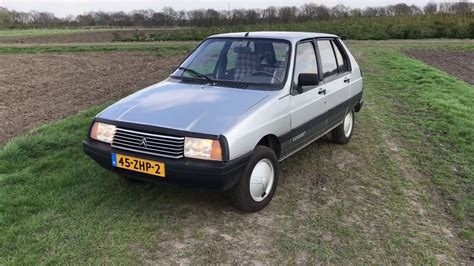 Citroen Visa by Citroen Visa Leader 1 1re 1986