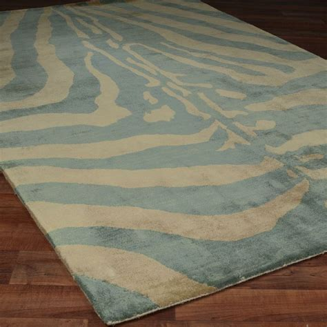 teal zebra rug 17 best images about floors and walls on cotton canvas better homes and gardens and