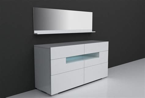 Double Drawer Dresser by How Delightful Designs Application Modern White Dresser