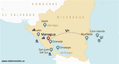 Most Affordable Cities On East Coast nicaragua backpacking guide top places to see indie