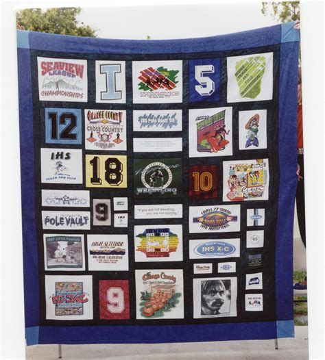 T Shirt Quilt Pattern by T Shirt Quilt Pattern Buzzle Studio Design Gallery