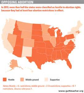 42 years after roe v wade states like chip away at