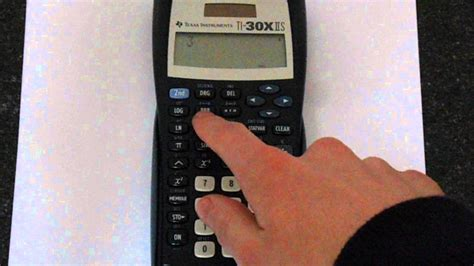 calculator factorial ti 30x iis factorials youtube
