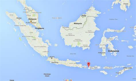 mataram  map indonesia