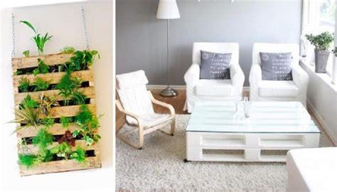 decoracion con palets de madera decorando con palets de madera