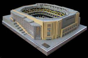 Consol energy center pittsburgh pens brick model design