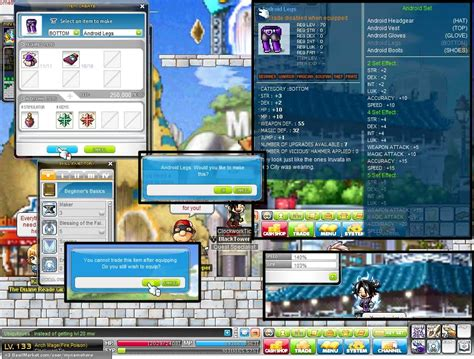 maplestory android basilmarket android set maplestory screen