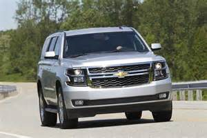 Chevrolet Vehicles 2015 2015 Chevrolet Tahoe Vs 2015 Gmc Yukon What S The