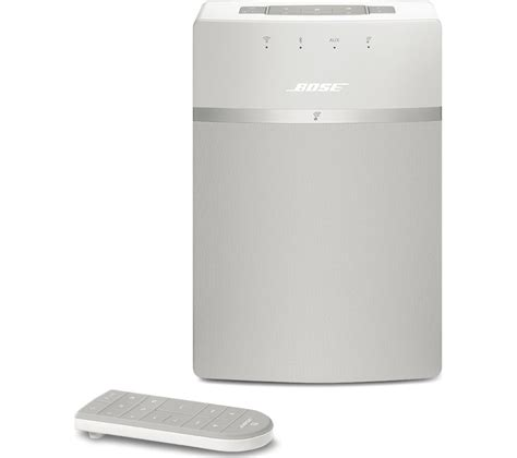 buy bose soundtouch 10 wireless smart sound multi room speaker free delivery currys