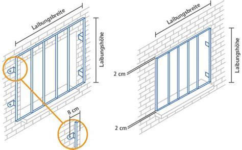 Fenstergitter Selber Machen by Fenstergitter Fenster Nach Ma 223 K 228 Uferportal