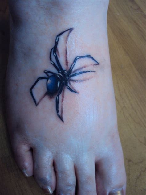 tattoo 3d spider spider tattoos designs ideas and meaning tattoos for you