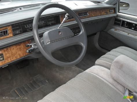 1990 buick lesabre custom sedan interior color photos
