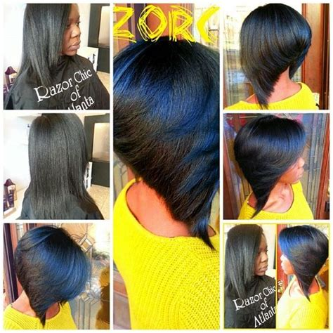 black swing bob hairstyles black hairstyles hair pinterest bobs swing bob and
