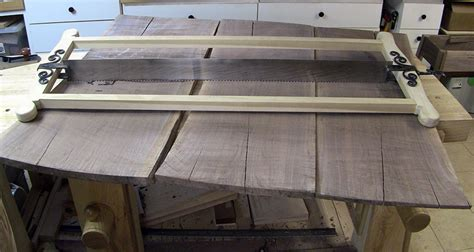 5 Shelf Bookcase Why You Need A Resaw Frame Saw The Renaissance Woodworker