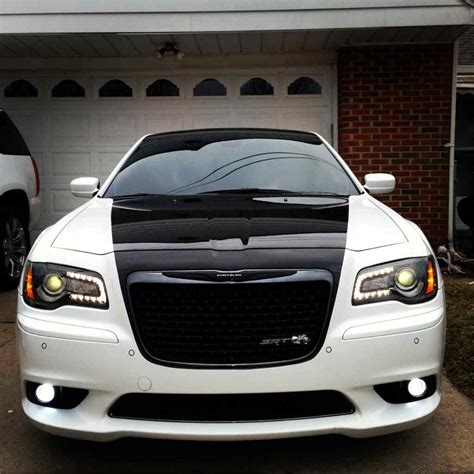 custom white chrysler 300 chrysler 300c 2014 white image 210