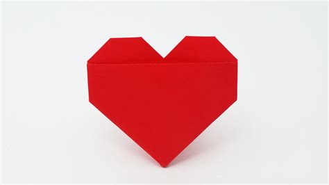 Simple Origami Hearts - origami best origami hearts ideas on find my bookmarks