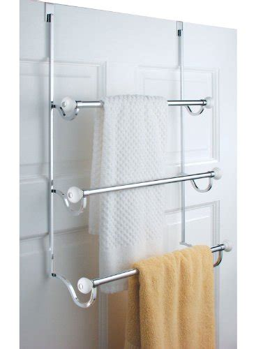 Shower Door Towel Rack Best The Door Towel Racks
