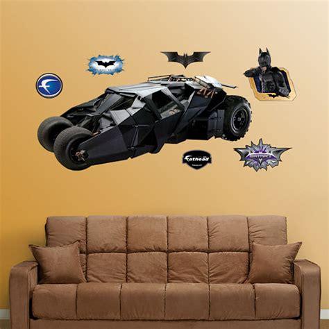 fathead wall stickers batmobile fathead wall sticker wall decor store