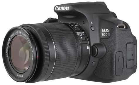 canon eos 700d canon eos 700d digital slr ef s 18 55 is stm lens