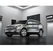 2017 Chevrolet Traverse – Exterior And Interior Design
