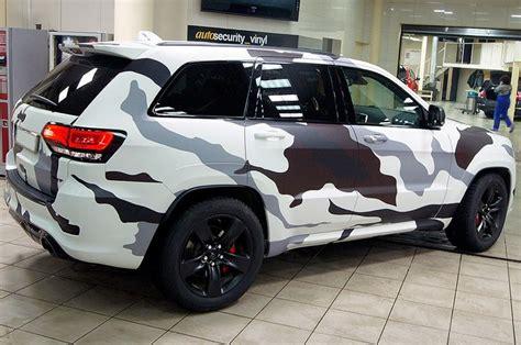 camo jeep cherokee jeep grand cherokee srt white camo auto pinterest