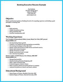 sles of skills on resume one of recommended banking resume exles to learn